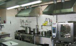 Очистка кухонной вентиляции