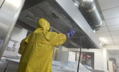 Köögi ventilatsiooni puhastus